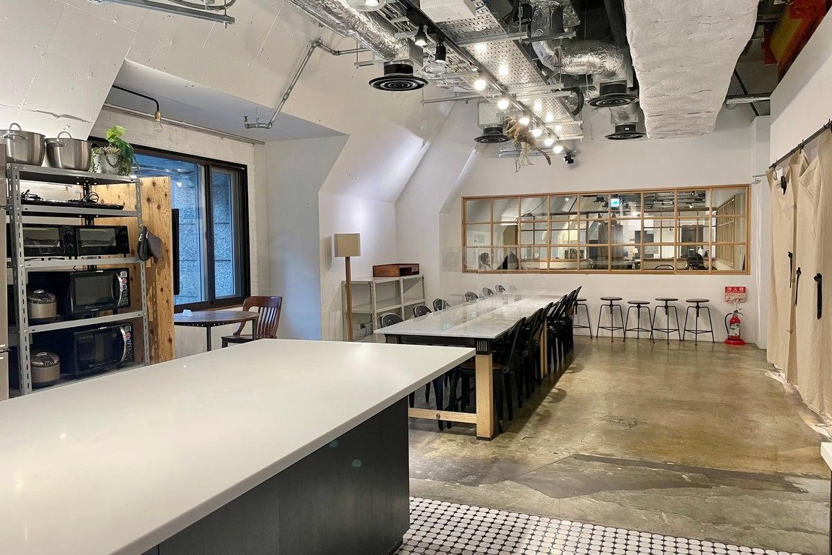 【横浜みなとみらい】KITCHEN/食事会・料理教室・撮影に使えるキッチン付きスペース の写真