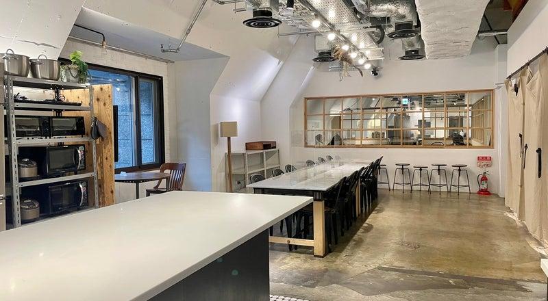 【横浜みなとみらい】KITCHEN/食事会・料理教室・撮影に使えるキッチン付きスペース