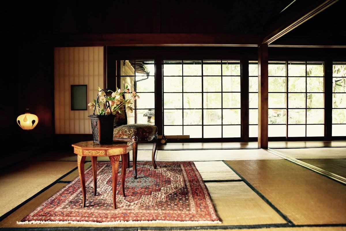 日本家屋を楽しむ「まろや」 の写真