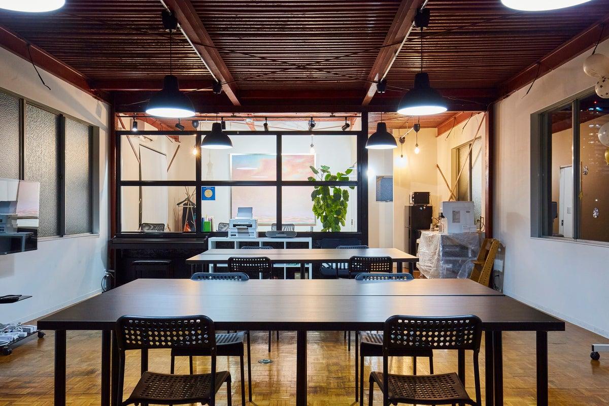 Lily Lounge/多目的スペース☆期間限定ドリンク1名様1つプレゼント❤写真撮影スタジオ、勉強会、誕生日会、会議 の写真