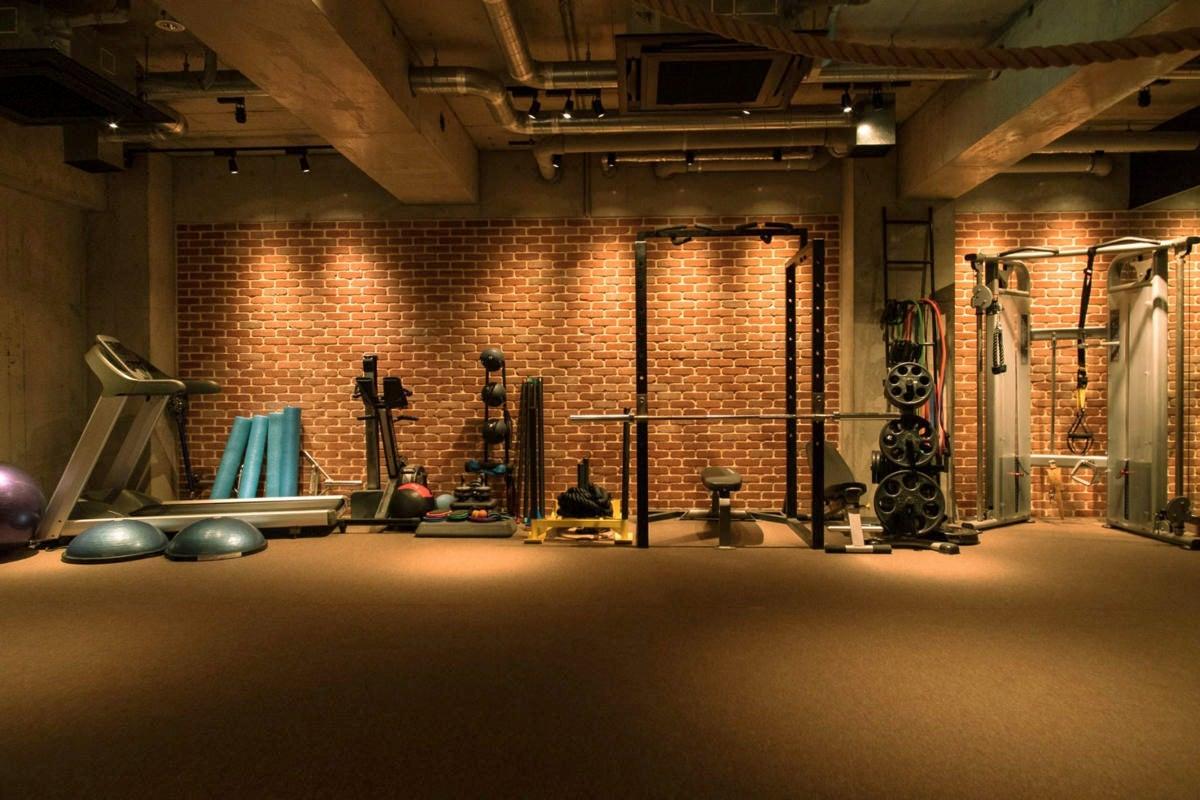 代官山駅徒歩5分のプライベートトレーニングジム の写真