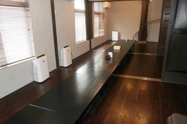 小部屋から大部屋まで展示会  イベント パーテイなどに 食事も提供可  の写真