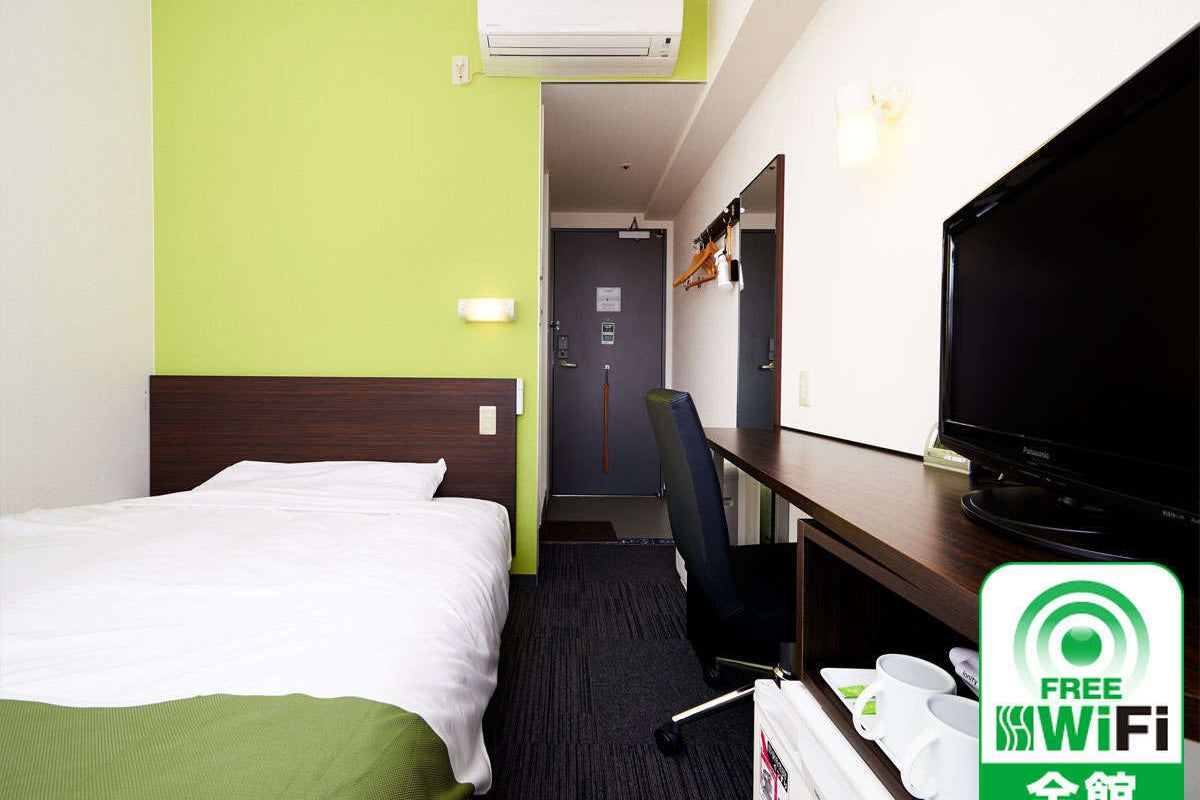 【禁煙】テレワーク・オンライン会議におすすめ!ホテル品質だから安心・安全!!コロナ感染予防対策も万全です。 の写真