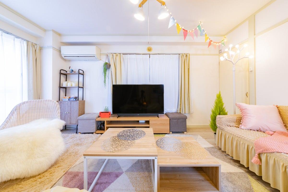 180_Juvenile新宿🌿駅4分😍大人の為の子供部屋🍭Netflixで韓ド💕大人気ゲーム機🎮BRUNO女子会🍷 の写真