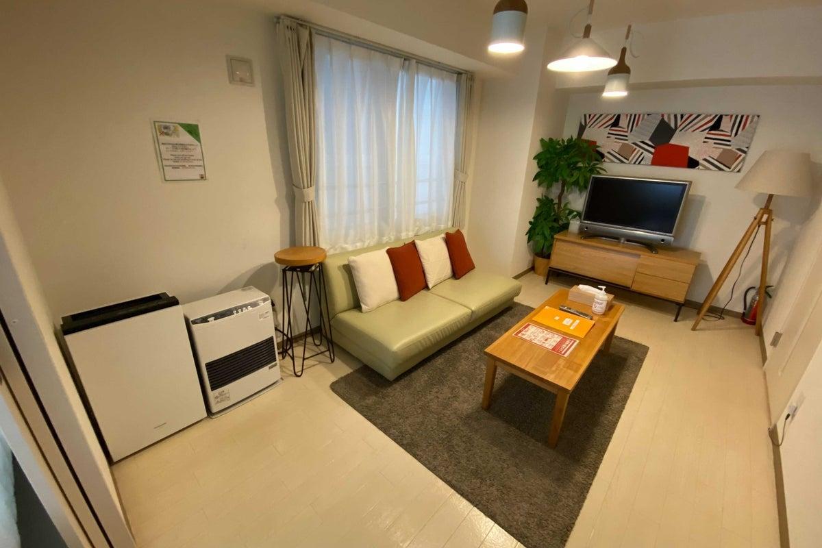【南2西8】札幌中心部!大通公園すぐそばのゆったりおうちスペース!在宅ワークに最適!R22 の写真