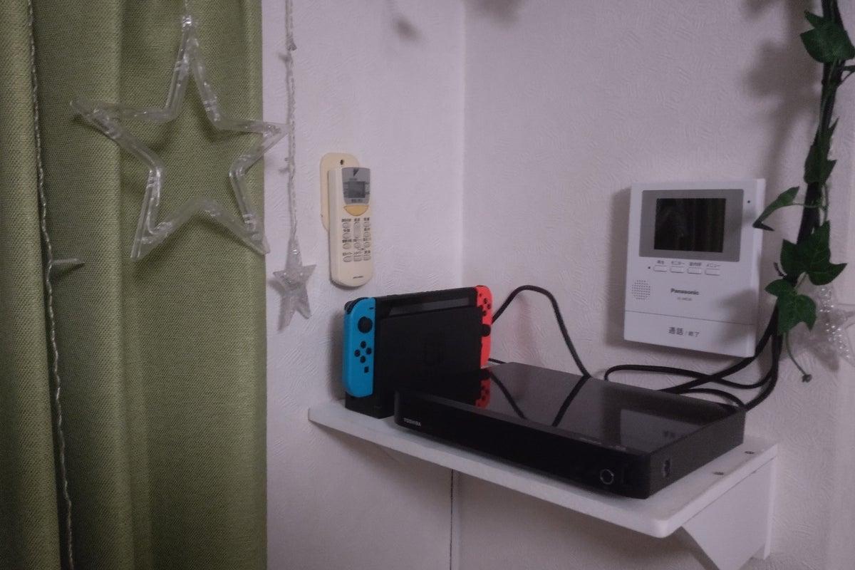駅から徒歩5分のお家スペースです。プロジェクターとNintendo Switchがあります の写真