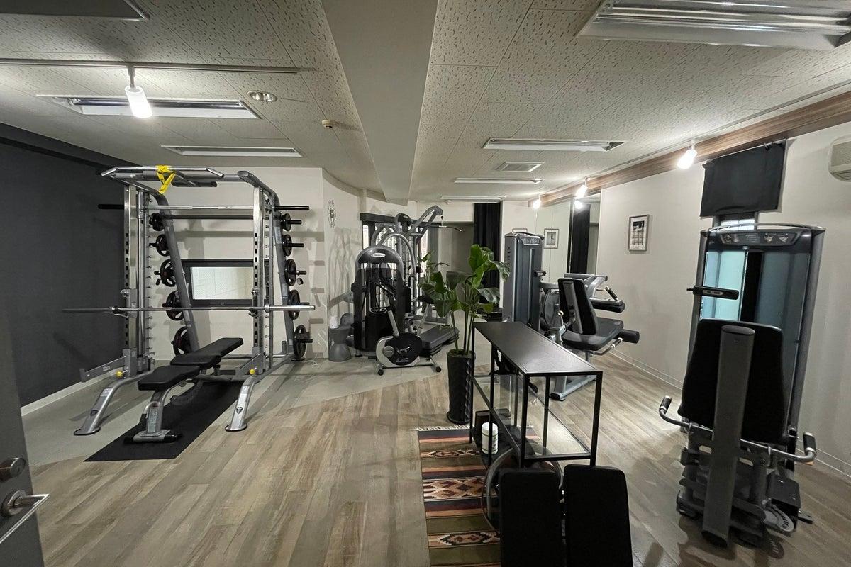 ドラマにも使われてます!圧倒的設備!梅田からアクセスも抜群!肥後橋駅近く!フィットネス、トレーニング、ロケ、撮影会、セミナー の写真