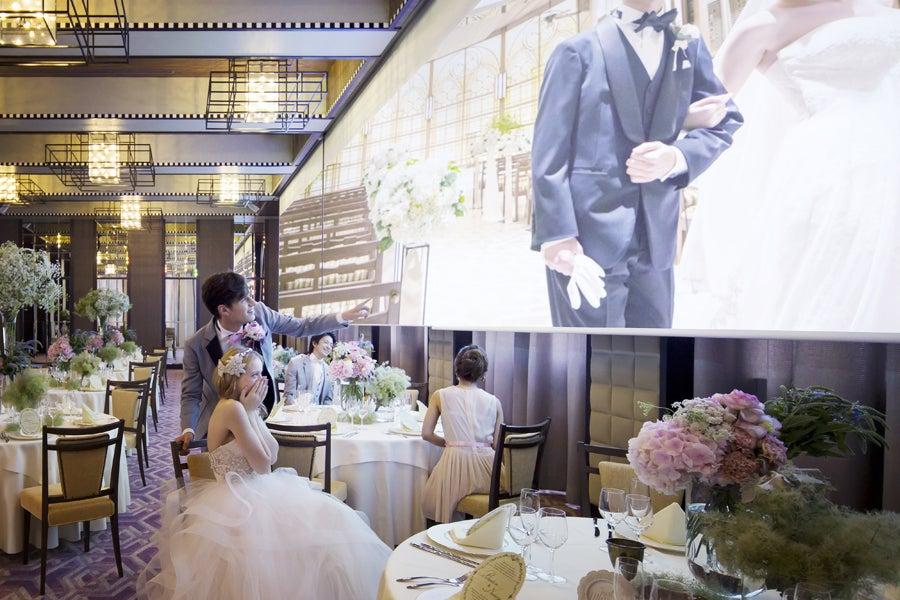 エレガントで華やかな舞踏会場の様な空間。各種パーティに! THE BALL ROOM  の写真