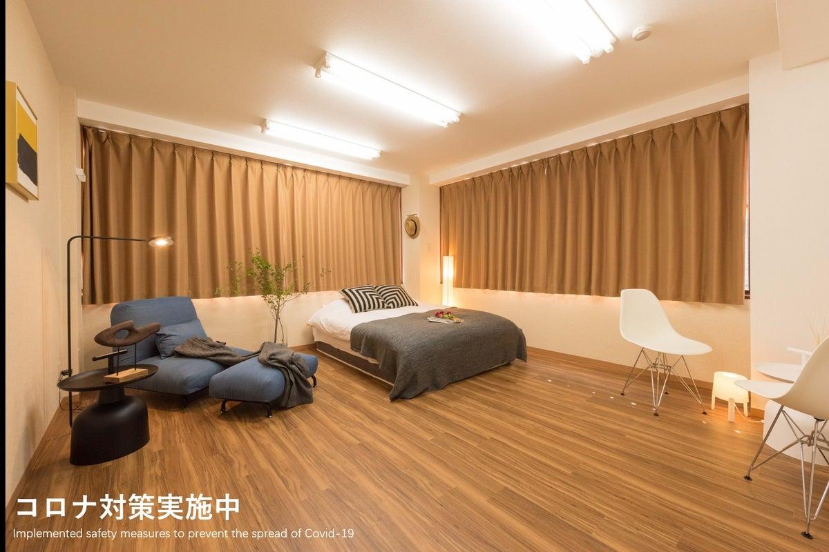 【TORA六義園】山手線駅駒込徒歩3分★90平米3LDKの綺麗な内装★広々空間でゆったり★ 2 の写真