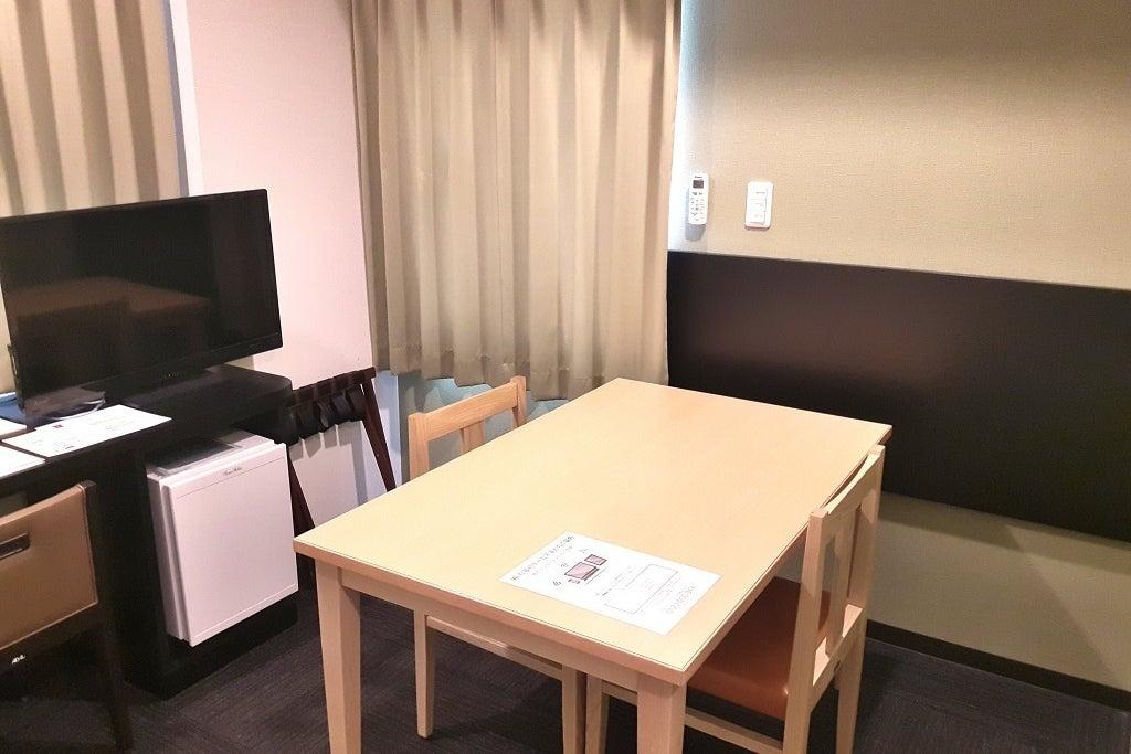 アーバイン広島セントラル テレワーク、商談、動画配信等に!ホテルの1室やラウンジを利用可! の写真