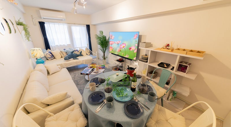 OPEN割🎉151_Forever新宿🌿🍑大人気ゲーム機🎮超大型65㌅テレビ📺鍋会・たこパ🐙