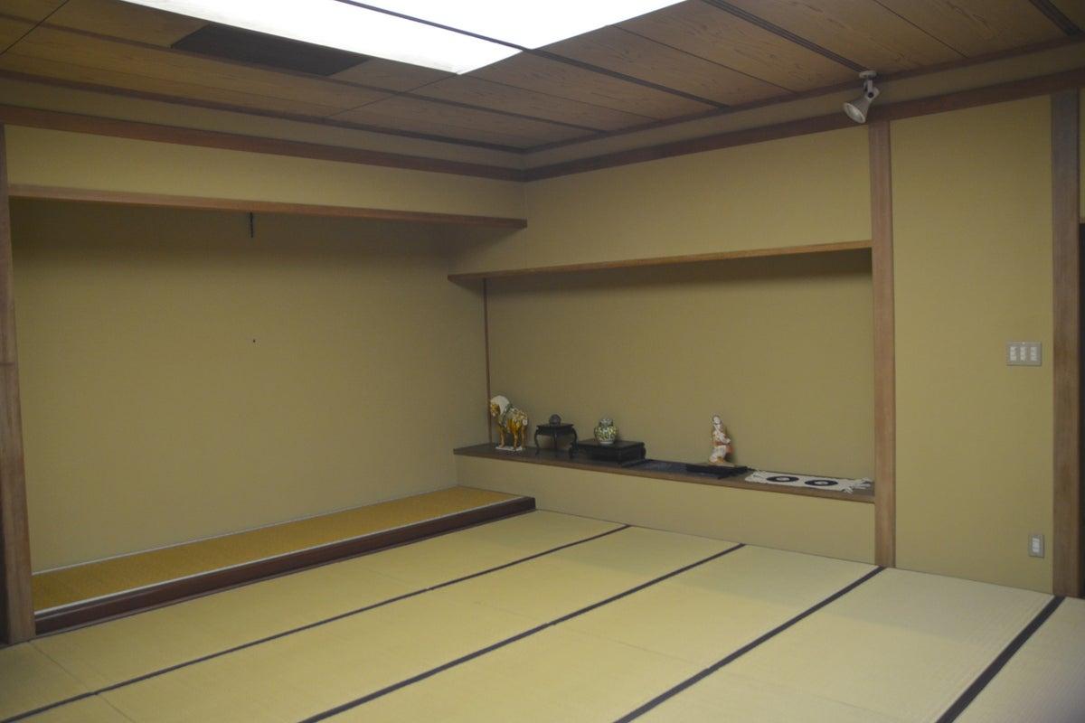 【数寄屋造りの純和風建物】100畳の広々和室&本格茶室スペース 撮影・イベント・和の体験・教室・研修・展示会等に。 の写真