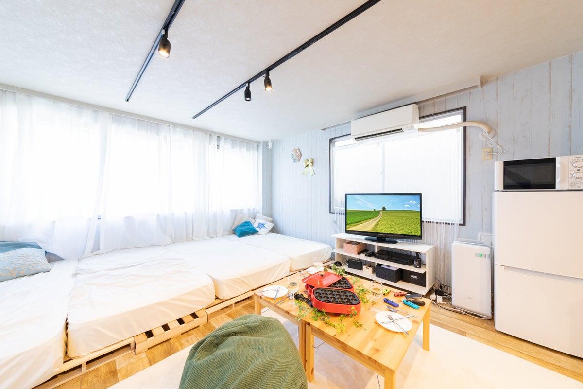 089_東京デザイナースペース原宿神宮前🎃秋割🍁 広々35㎡15名😍🍷大人気ゲーム機🎮Netflix視聴可👀 の写真