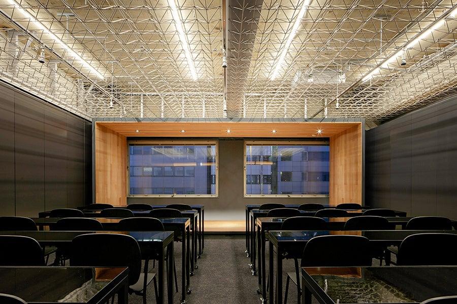 完全貸切スペース最大30名入室!撮影、セミナー、イベント会場に最適!電源Wi-Fiあり(Lab Z) の写真