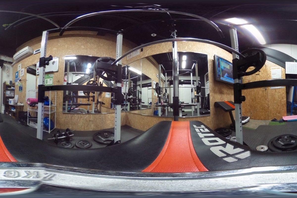 【おひとり様専用】トレーニングスペース YABELABO の写真
