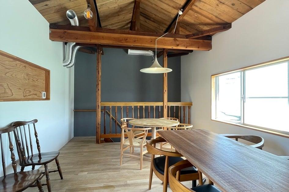 三浦縦貫道、林出口降りてすぐ、カフェキッチン付き、テラスでBBQ可能 の写真