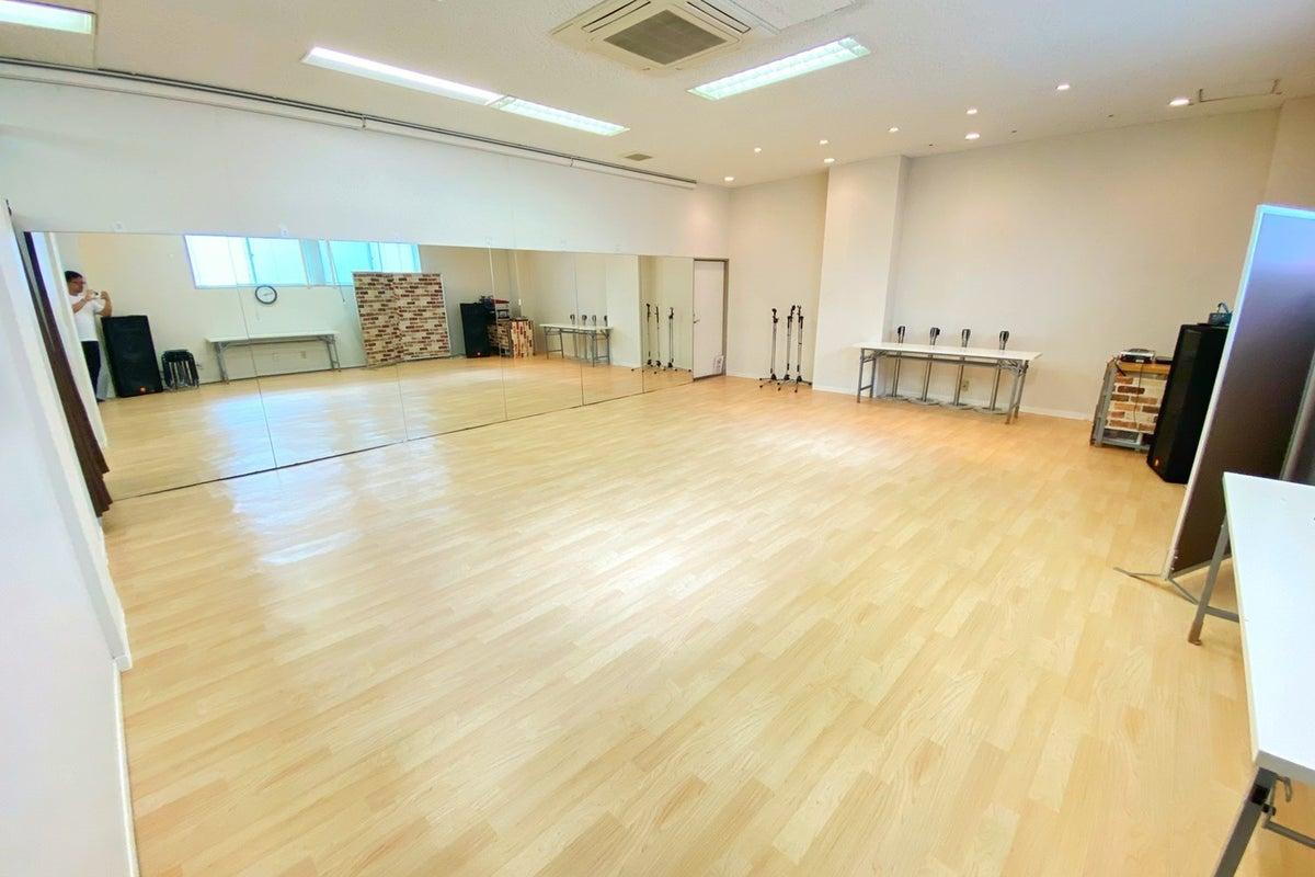 【中村公園徒歩1分】ダンスができるレンタルスタジオ!24時間営業★大型鏡、Wifi、音響機材無料貸出 の写真