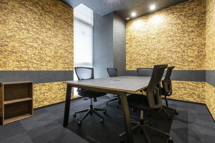 【志木駅徒歩1分】2020年5月20日OPEN✨完全個室の5名用会議室 の写真