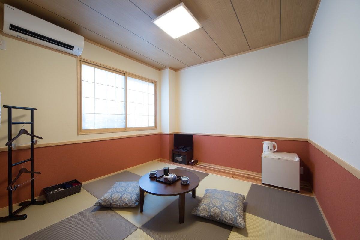 【JR京都駅から徒歩約5分】【和モダンの古民家風旅館】 和室/無料でゴミ捨可/無料Wi-Fi/女子会/お家風デート の写真