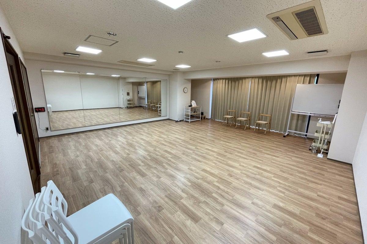 【原木中山駅徒歩4分】ダンス・ヨガ・会議・勉強会ができるレンタルスタジオ の写真