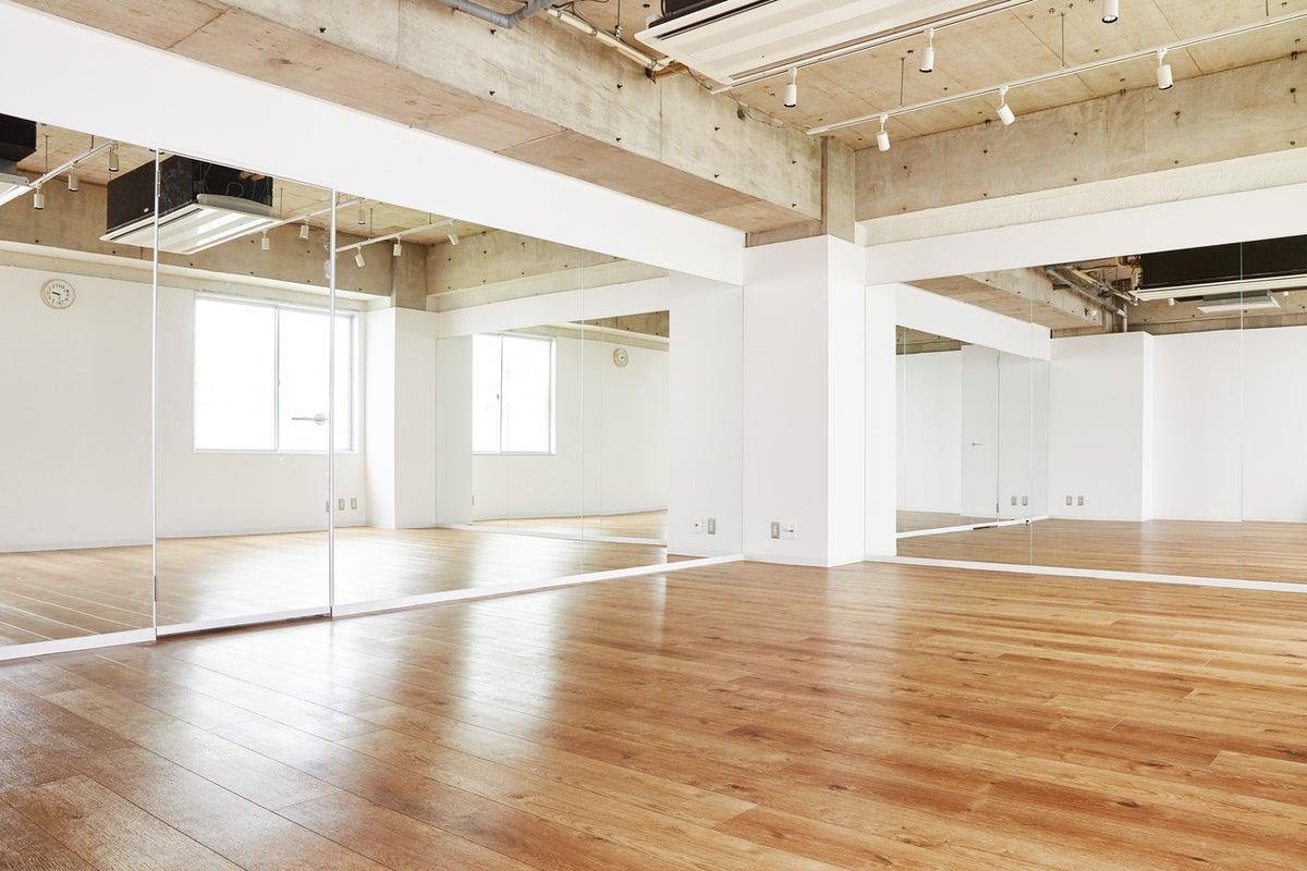 【五反田5分・大崎3分】飲食持ち込み可能。撮影、レッスン、会議、研修「studio501」Aスタジオ の写真