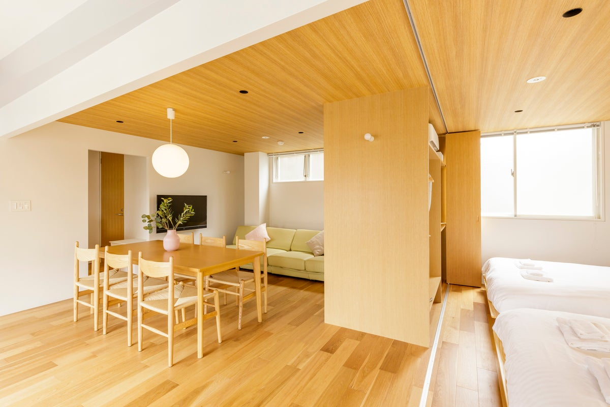 自然光が豊富なハウススタジオ Re:ONcE Shibuya 3F by zens の写真