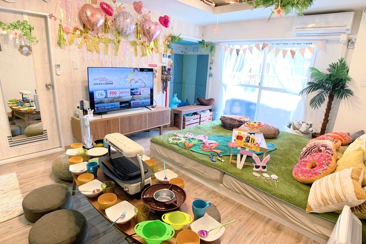 【128渋谷AGURAハンズ前】みんな満足10大特典🎉特別価格+直前割‼️Fire TV/ゲーム/アラジン/2食鍋/ベーカリー🍞 の写真