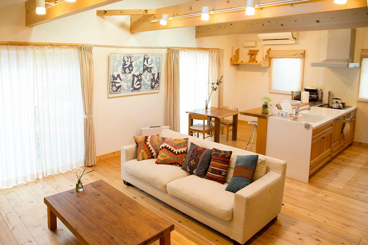 【キッチン付き自然光の一軒家貸切】*guesthouse MOSHIMO*駅近3分・撮影、コスプレなどに の写真
