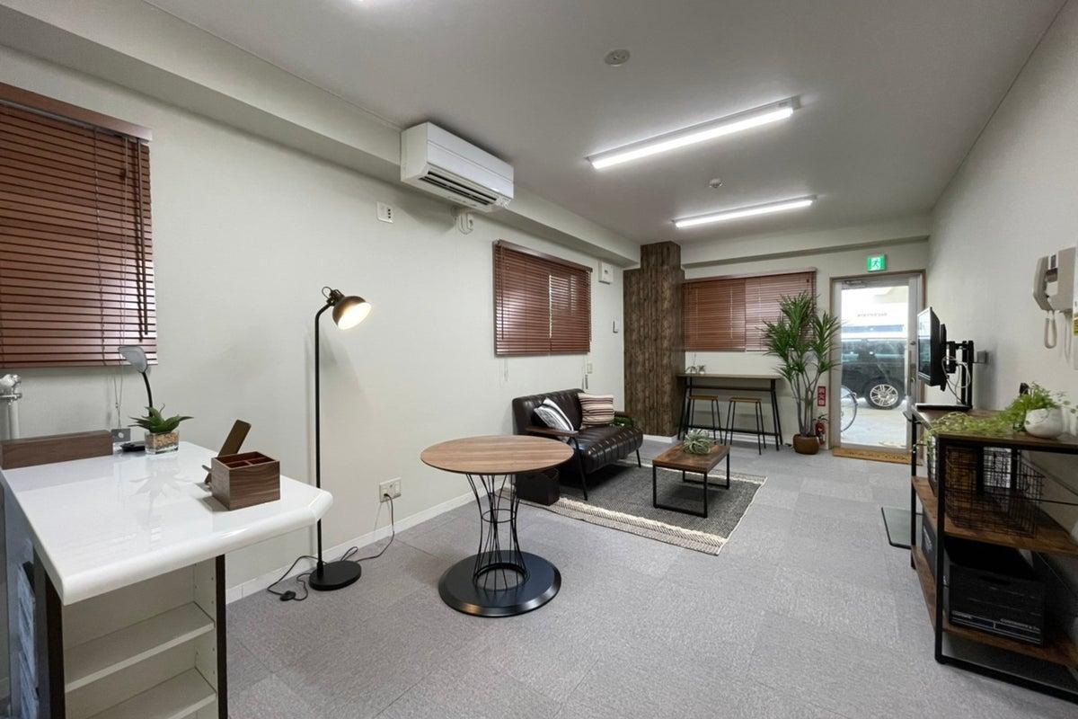 国際通り近く・Wi-Fi、エアコン完備・多目的スペース の写真