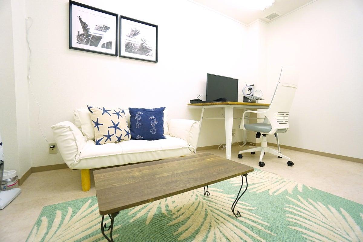 <高輪台ミニマルオフィスB101>完全個室✨モニター/Wi-Fiあり!テレワーク/リモートワーク/Web会議,面接/撮影 の写真