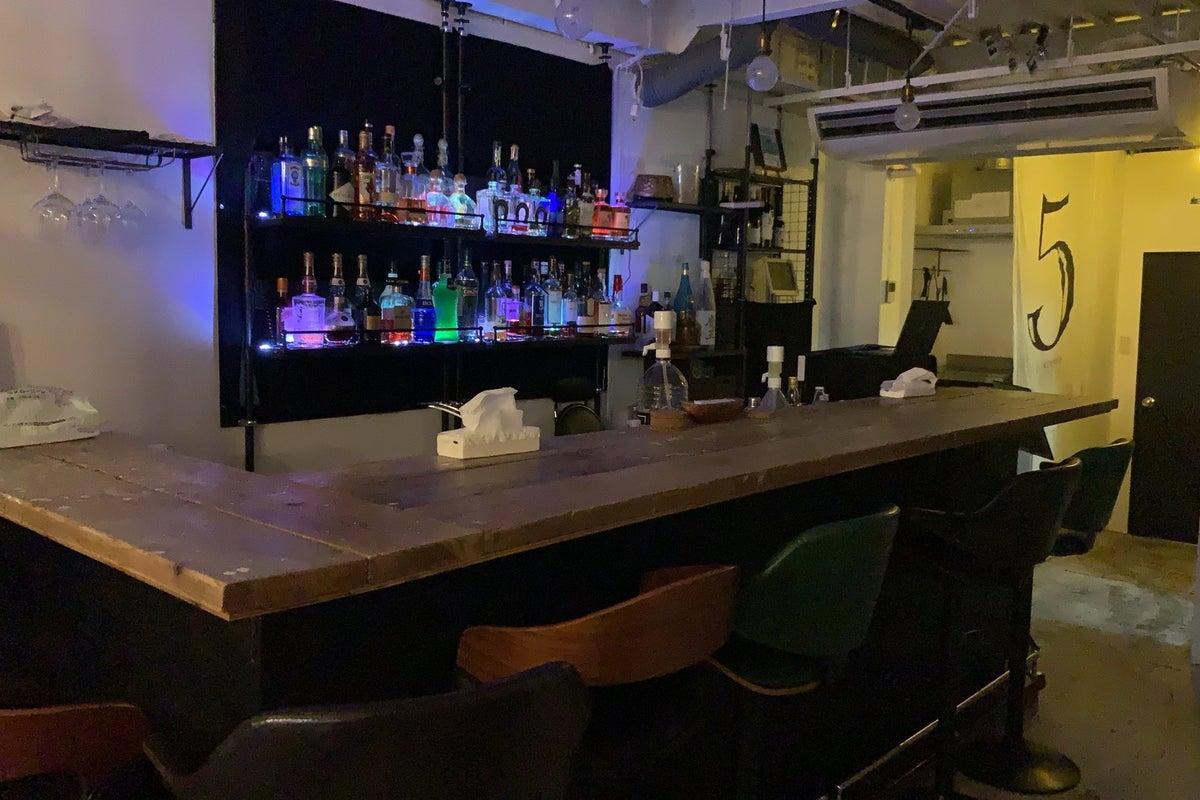 五反田駅徒歩4分の好立地の貸し切りスペース!飲食持ち込みOK!飲み物の用意もあります。 の写真