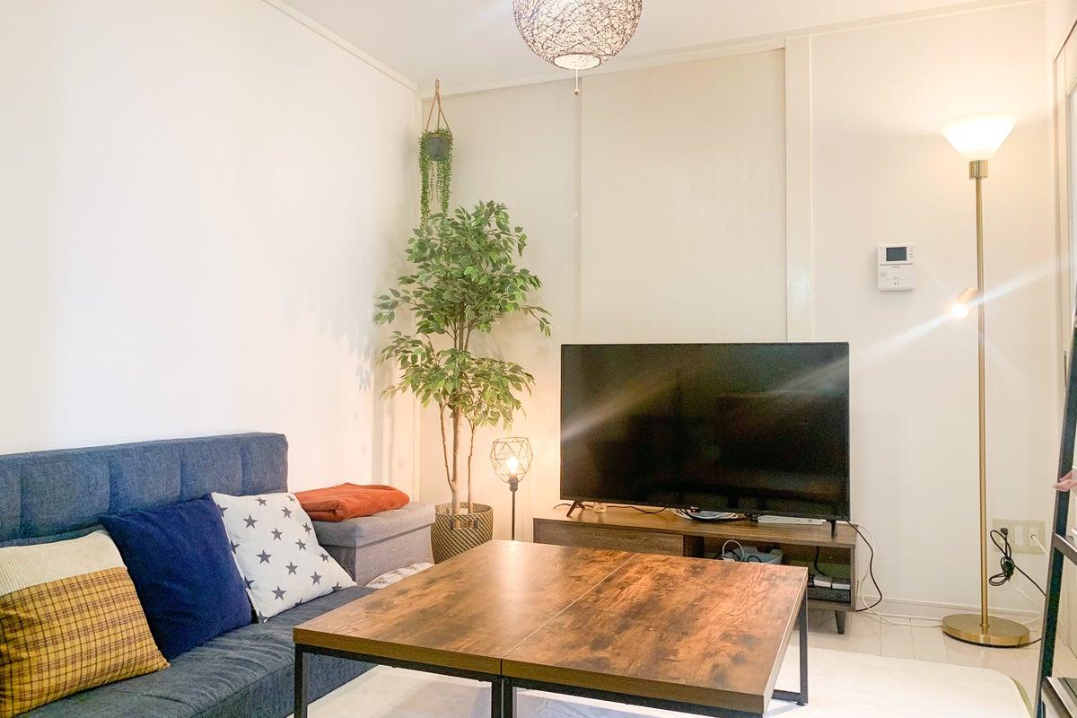 koburi HOUSE8【大宮 徒歩7分】【ゴミ捨無料】 BEST HOST 2020受賞🏆毎日清掃🧹 除菌清潔/ 50型TV の写真