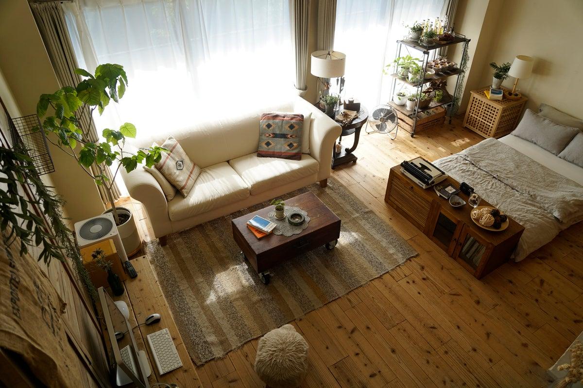 【京都】無垢の木の温もり感じる、自然光が心地良いハウススタジオ の写真