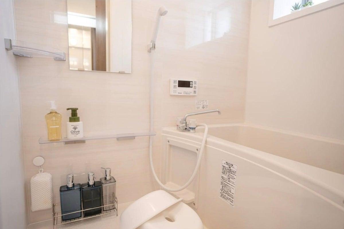 駅近!キッチン、お風呂利用可!開放的な空間で素敵な時間をお過ごしください♫ の写真