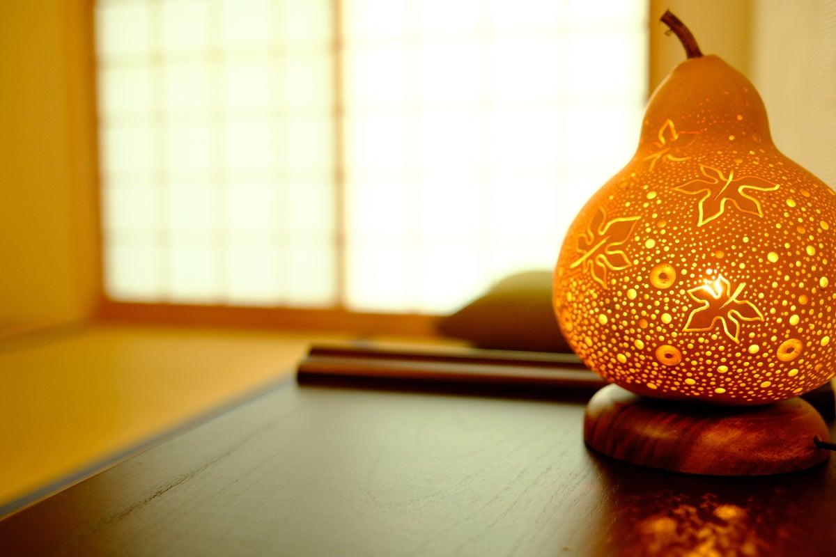 京都/東寺【Kamon Inn 東寺 ひょうたん room A】個室貸切/毎回清掃/お布団・Wi-Fi有/お家デート の写真