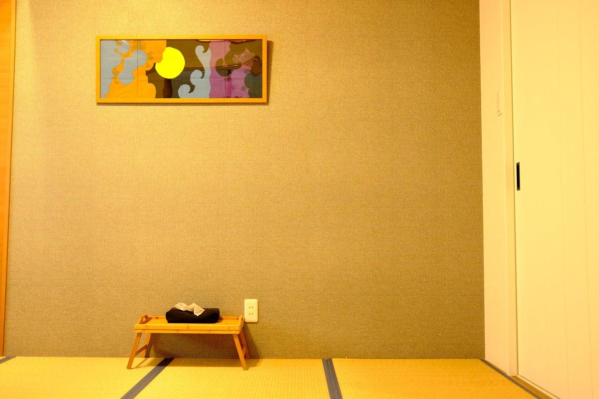 京都/東寺【Kamon Inn 東寺ひょうたん room B】個室貸切/毎回清掃/お布団・Wi-Fi有/お家デート の写真