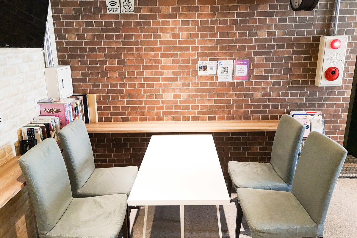 【JR元町駅徒歩約3分 オープンスペース 高速WiFi無料!】※個室ではありません の写真