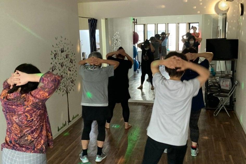 【一面鏡張り】ヨガやダンスの練習、施術室にオススメ なごみボディルーム2階 の写真