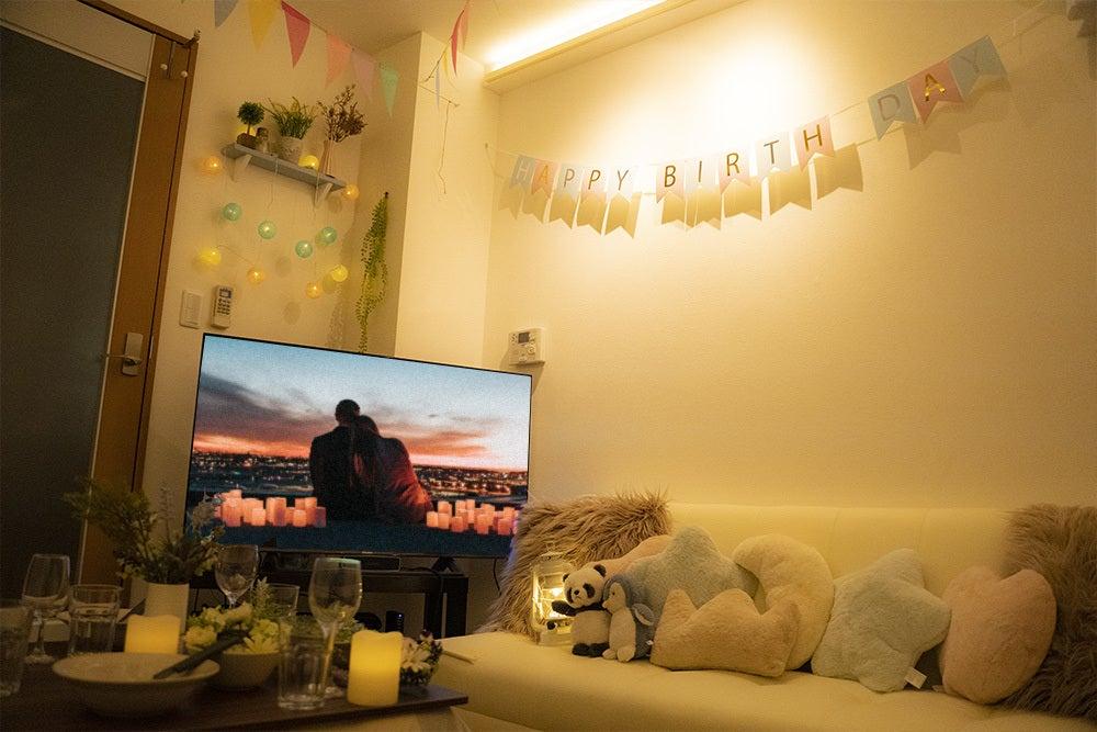【夜景!十三駅徒歩5分】ゴミ捨て無料!定期除菌!キッチン充実!大人気ゲーム機無料🎮大画面シアター📺Netflix アマプラ✨ の写真