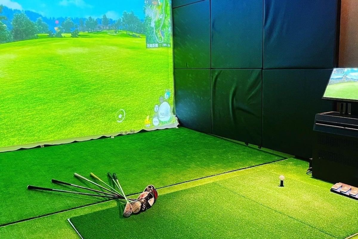 【本町駅徒歩1分】シュミレーションゴルフ・ダーツ・カラオケバー貸し切りでクローズドなパーティにぴったり!! の写真