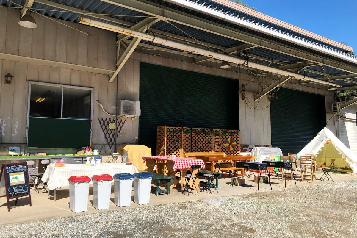 横浜市緑区の貸切BBQスペース!敷地内無料駐車可能!手持ち花火OK の写真