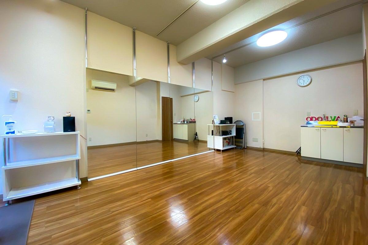 市川駅1人~4人向けレンタルスタジオ!ダンス・ヨガ・ピラティスなどに最適! の写真