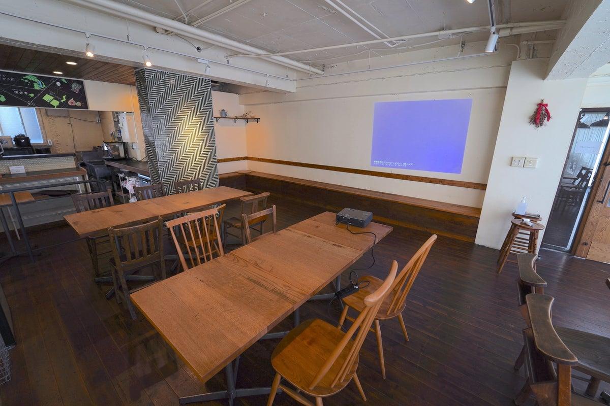 【国分寺駅徒歩2分】Wi-Fi(モバイル)/カジュアルな雰囲気のミーティングに《プロジェクター無料》 の写真