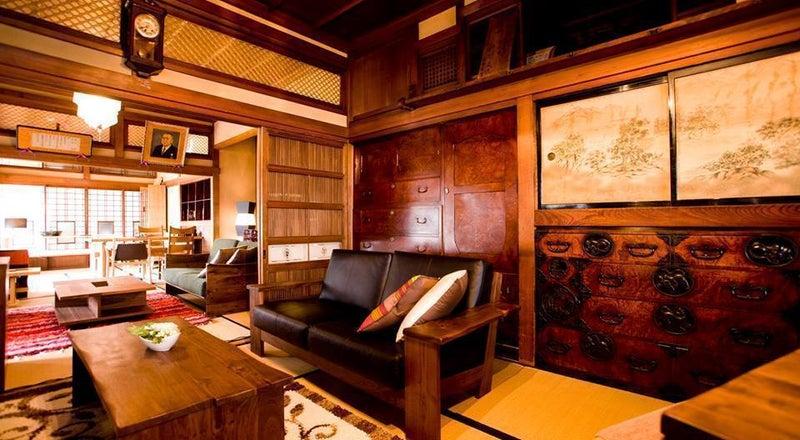 創業140年余年、有形登録文化財にも登録された老舗仙台箪笥の工房、日本庭園で撮影、パーティー等はいかが?