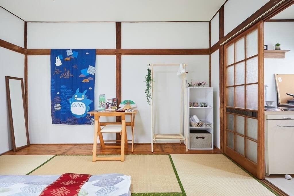 銭湯テルメ末広の離れ、昭和の雰囲気の銭湯も満喫、池袋まで25分#Room208 の写真