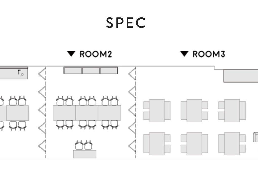 【大崎】ROOM1/キッチンつき★自然光が差し込む開放的な空間!テレワーク、会議、ママ会、オンラインセミナー、ランチ会などに。 の写真
