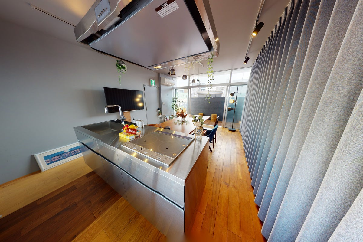 【4F】キッチンつき個室&都心の隠れ家ルーフトップガーデン の写真