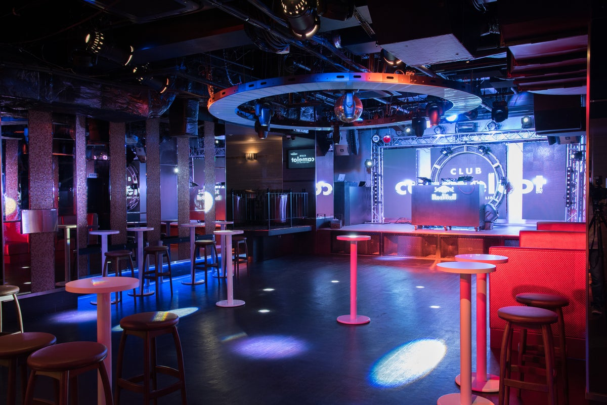 CLUB CAMELOT B2 MAIN FLOOR の写真