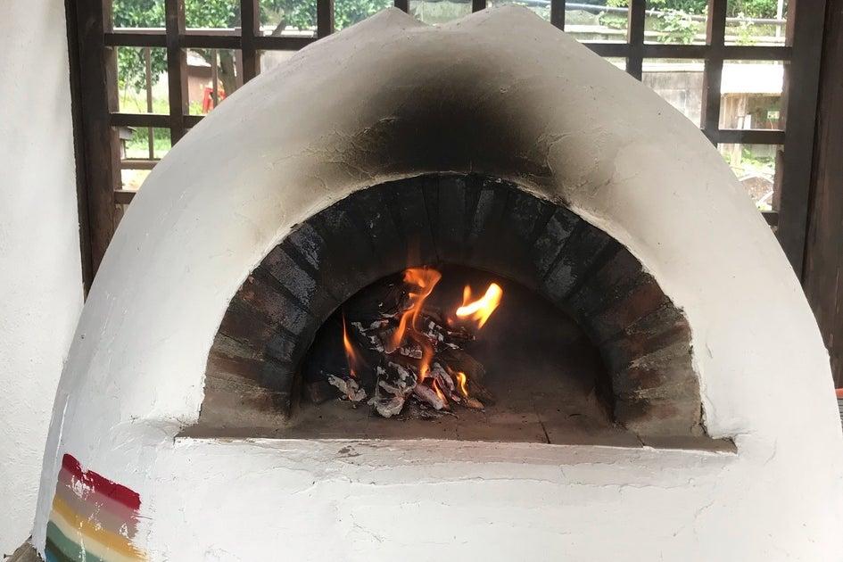 つくば市 筑波山南麓の貸切キッチン付スペース。薪窯でピザパもできます‼️テントサウナ導入しました‼️  の写真