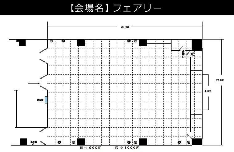 大宮駅から徒歩3分!【FAIRY】ピュアホワイトの調度品に輝くシャンデリアが特徴のピュアルーム の写真
